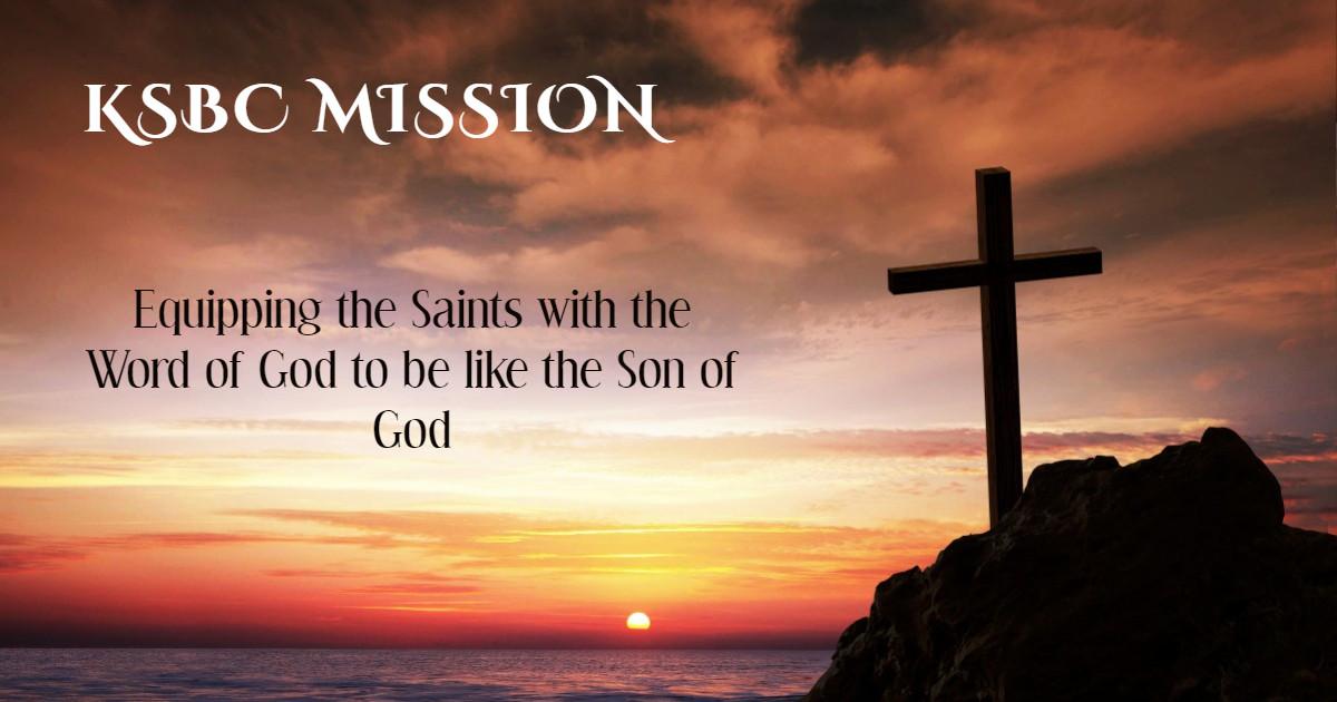 KSBC Mission